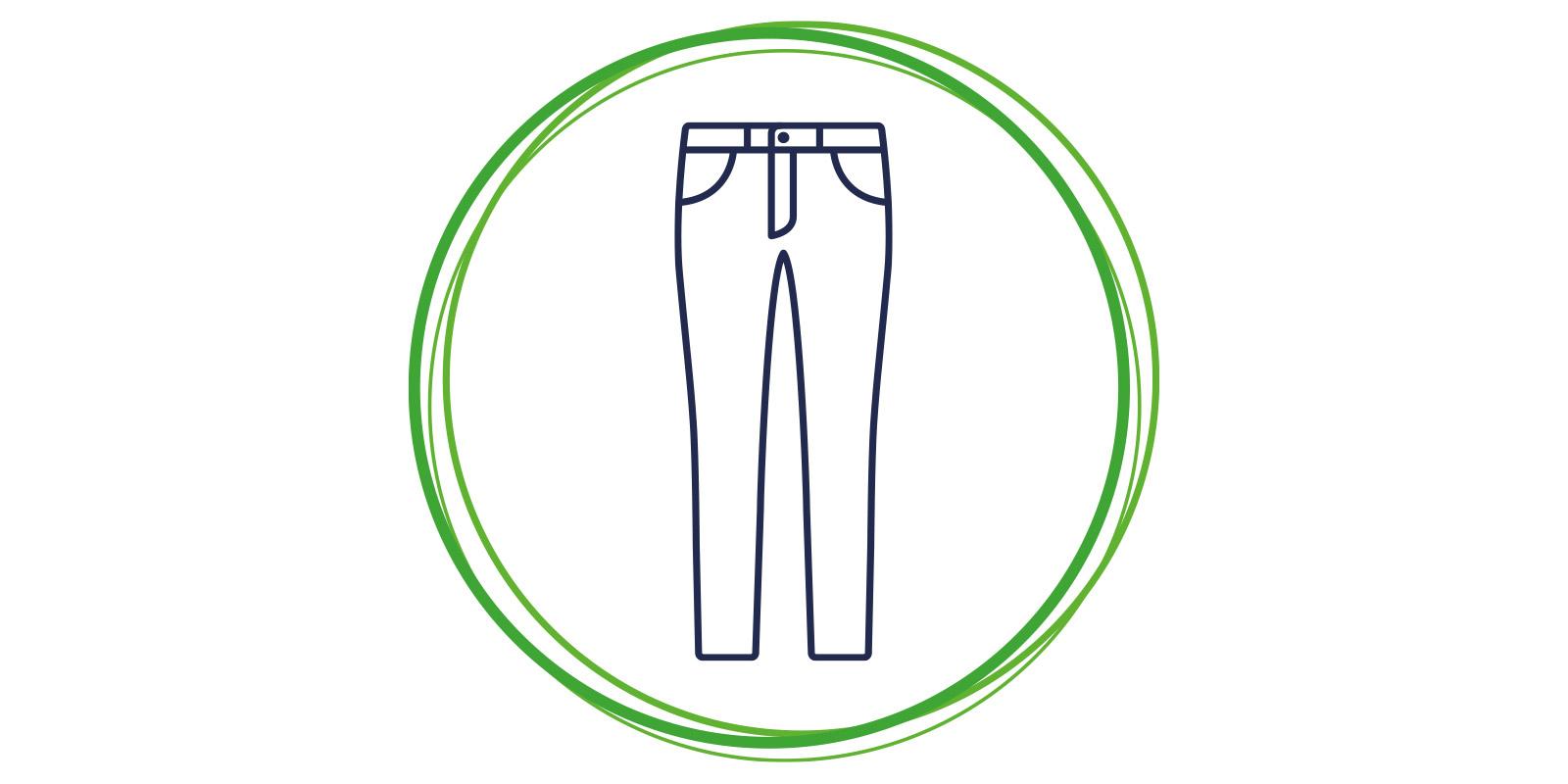Da- Hosen / Shorts