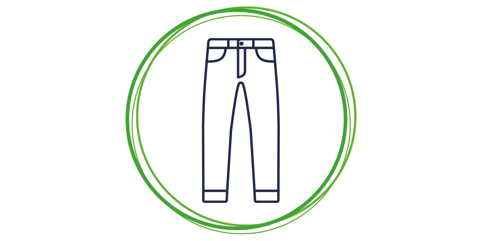He- Jeans / Hosen / Shorts