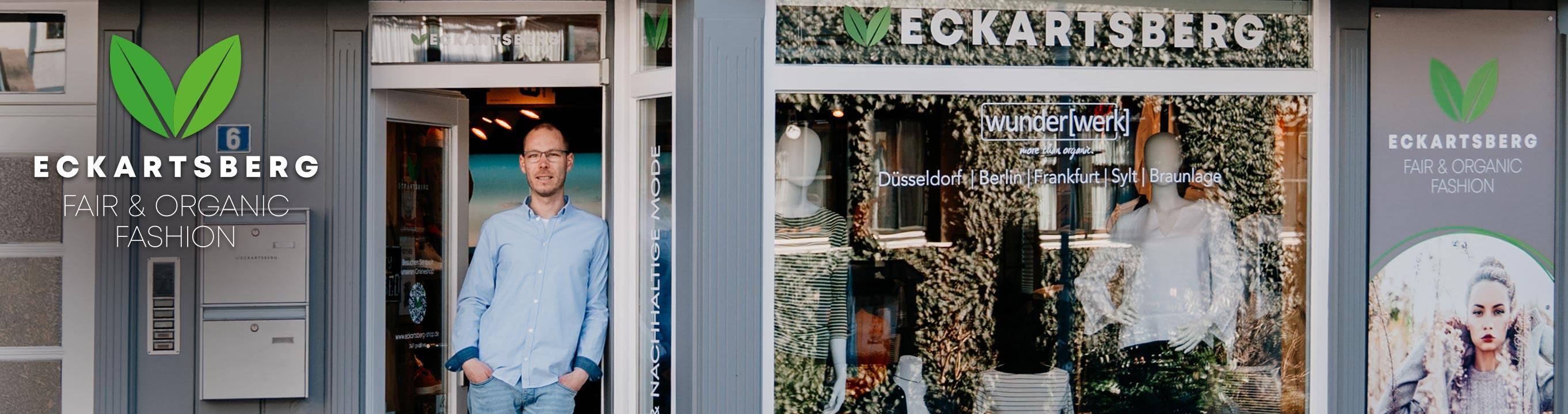 Eckartsberg Fair Organic Nachhaltig Fashion Store Braunlage Harz