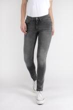 High Waist Skinny Jeans - Rebel Grey - Kuyichi