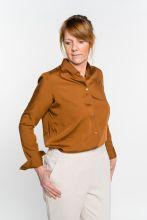 Contemporary blouse TENCEL - wunder[werk]