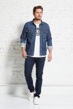 Denim Shirt Jacket  - wunder[werk]
