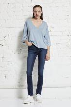 High Waist Jeans - Keira Denim - wunder[werk]