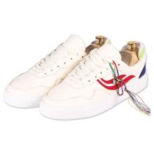 G-Soley white/red/blue/green - Genesis Footwear