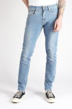 5-Pocket Skinny Fit Jeans - Kale - KUYICHI