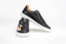 Sneaker Toni black - Ten Points