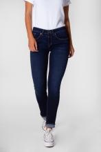 Slim Fit Jeans - Suzie Deep Blue - KUYICHI