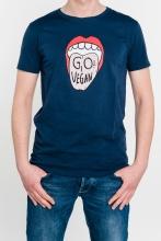 Casual T-Shirt Go Vegan - recolution