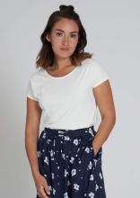 Basic T-Shirt white - recolution