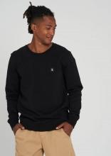 Sweatshirt Elm black - recolution