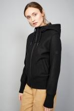 Jacket CORVISH black - LANGERCHEN